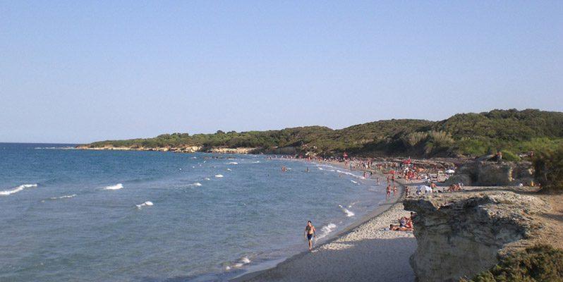 Spiaggia di Baia dei Turchi - Salento