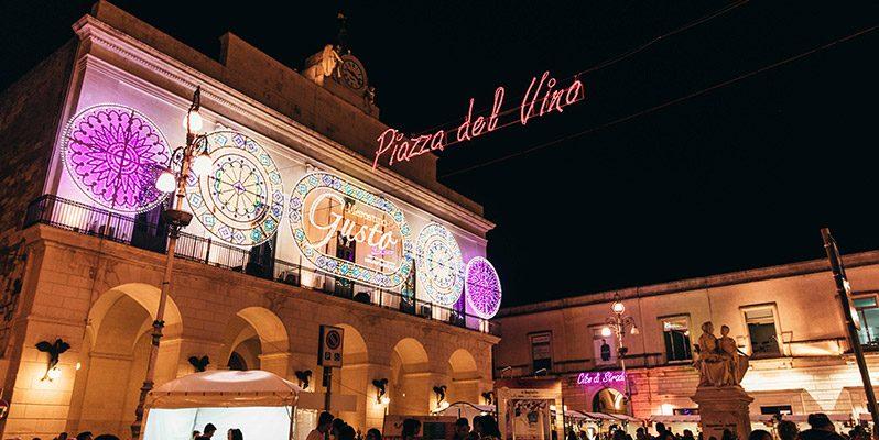 Piazza Aldo Moro - Maglie - Salento