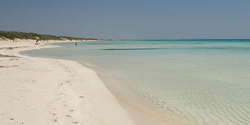 Spiaggia Maldive del Salento