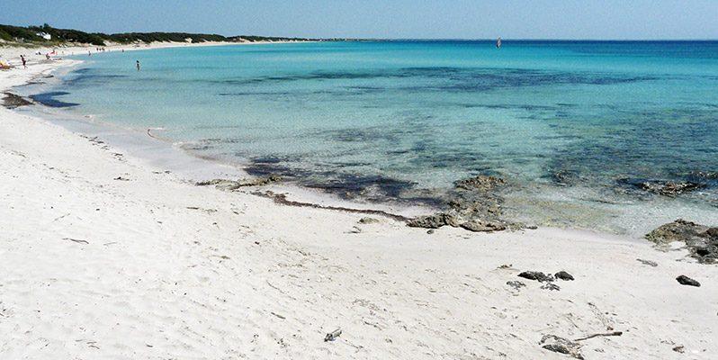 Spiaggia Punta Prosciutto - Salento