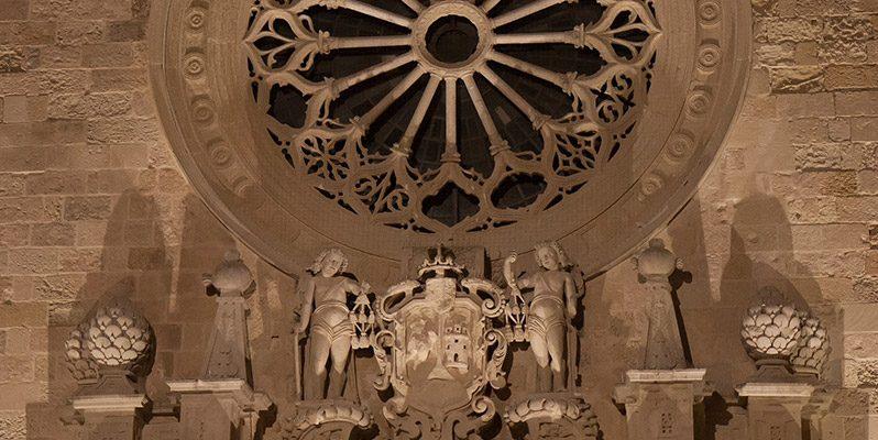 Rosone del Duomo di Otranto