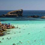 blu lagoon comino - vacanze per giovani a malta viaggio di maturti viaggi giovani college