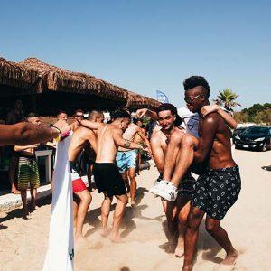 viaggio-di-maturita-gallipoli-vacanze-in-salento-viaggi-giovani-programma-giochi-in-spiaggia-punta-prosciutto