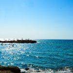 Panorama di Punta della Suina in un viaggio di Maturità in Salento - vacanze a Gallipoli 2019