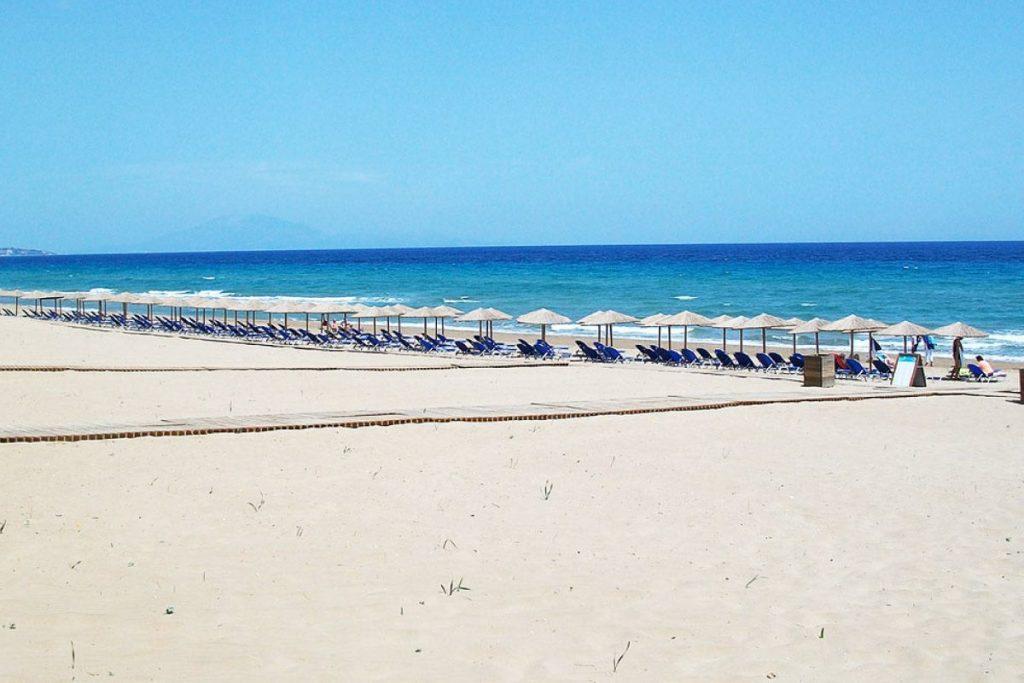 Viaggi di Maturità A Zante - Immagine di Vassilikos - Banana Beach