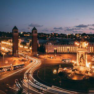 Eixample e piazza di Spagna