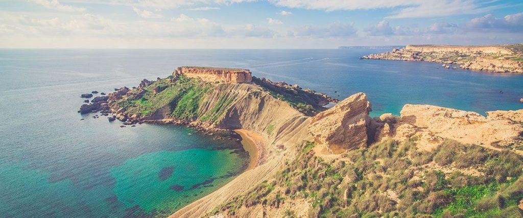veduta di Malta viaggi di maturità 2019