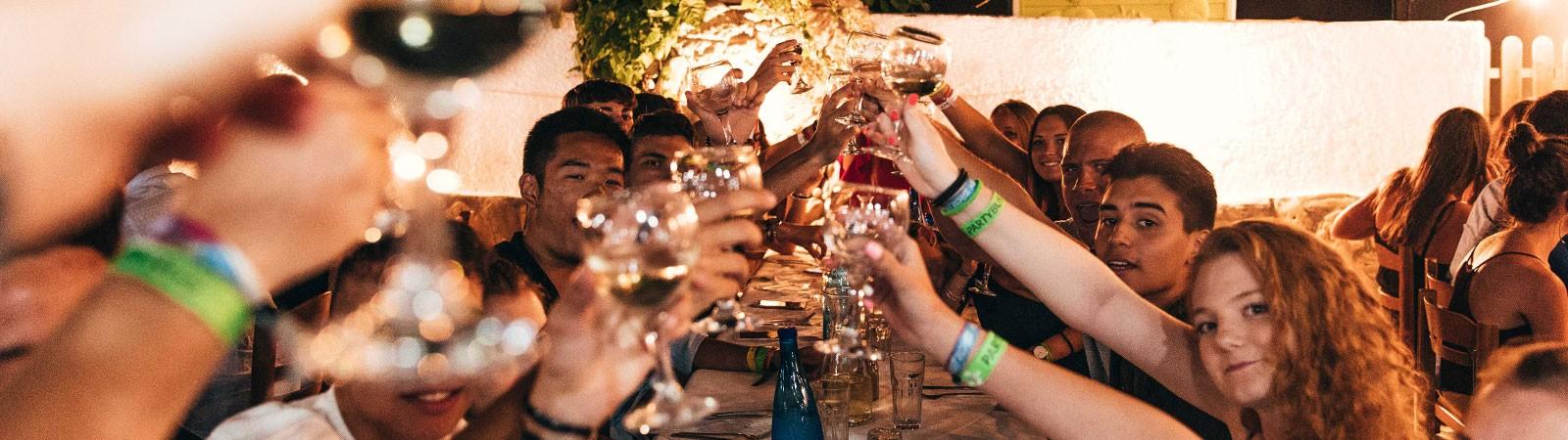 Cena Greca del Viaggio Evento a Zante