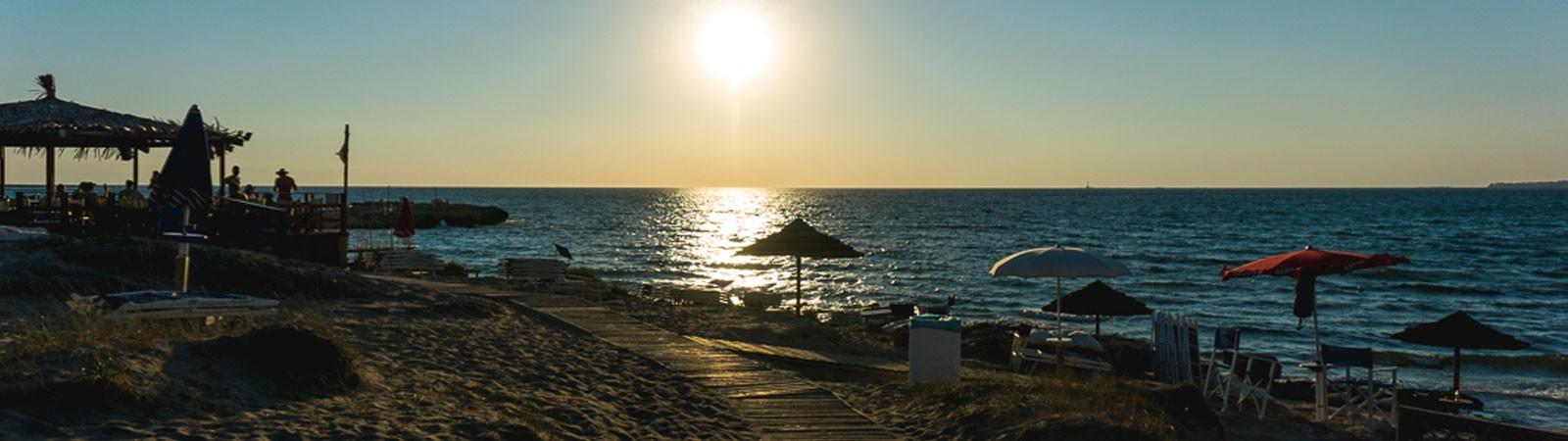 Giornata a Punta della Suina - Gallipoli