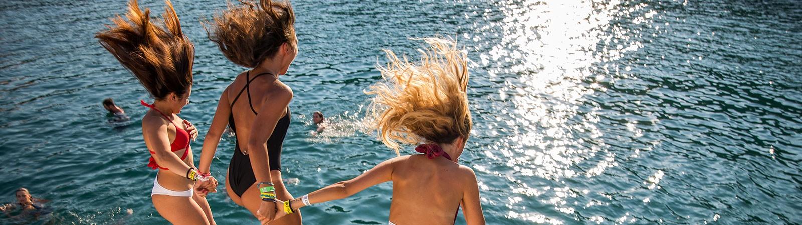 Boat Party a Corfù