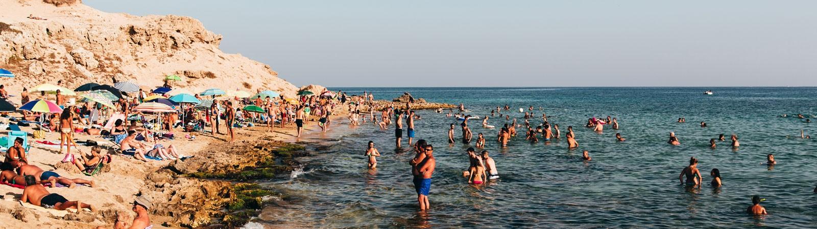 Beach party a lido Pazze - Student Village