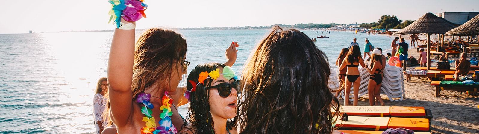 hawaiian Party - Viaggio Evento Salento