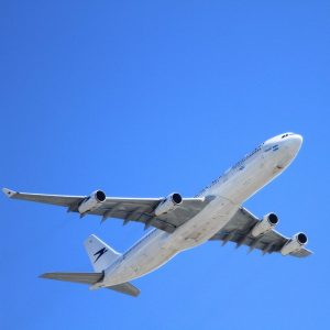 arrivare a zante in aereo per il viaggio di Maturità