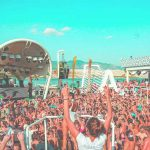 vacanze per giovani a pag - afterbeach party all'aquarius di Zrce