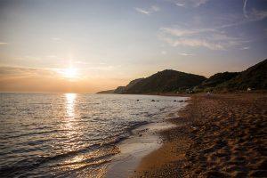 10 spiagge di corfù - Mikronisi