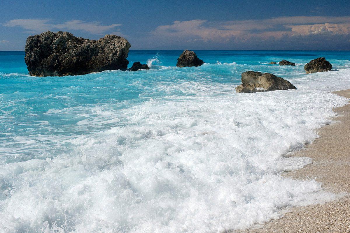 Lefkada- al 5 posto delle Isole greche Consigliate per il Viaggio di Maturità