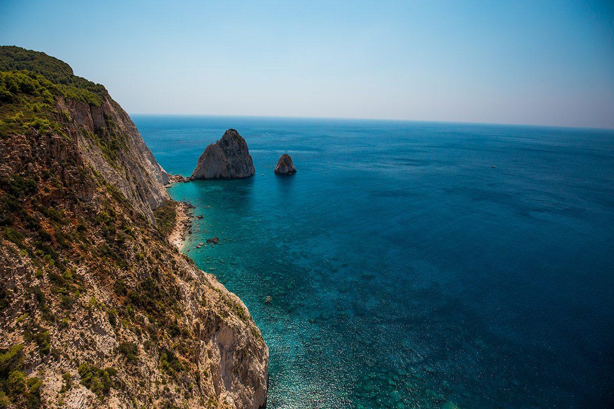 Zante la seconda delle Isole greche Consigliate per il Viaggio di Maturità